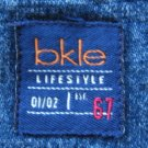 Buckle Brand Jeans Denims Capri Sz 29 BKE 63