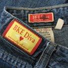 Buckle Brand Jeans Denims DIVA Park Ave Sz 27  BKE 34