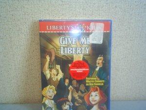 Liberty's Kids - Give Me Liberty  New dvd movie