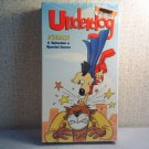 UNDERDOG VS OVERCAT New VHS - tv series