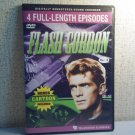 FLASH GORDON VOL. 2  -  dvd tv series 4 full length episodes