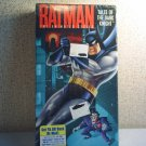 BATMAN Tales of the Dark Knight - Rare out of print vhs  animated tv series