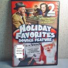 SANTA CLAUS CONQUERS THE MARTIANS / A CHRISTMAS WISH  Holiday Double Feature dvd