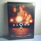 SIGNS DVD MOVIE