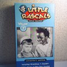 THE LITTLE RASCALS - DIGITALLY REMASTERED  - vol. 7  Collectors Edtion  vhs movie