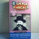 THE LITTLE RASCALS - DIGITALLY REMASTERED  - vol. 2  Collectors Edtion  vhs movie