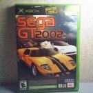 SEGA GT 2002 / JET GRIND RADIO FUTURE - XBOX Video Game