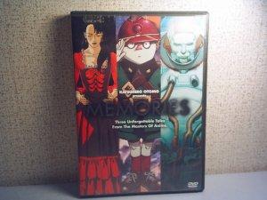 MEMORIES - Anime movie dvd