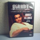 HIGHLANDER  There Can Be Only One - UNHOLY ALLIANCE  dvd tv series