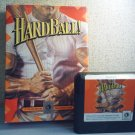 HARDBALL - Sega Genesis video game