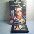 TERMINATOR - SEGA GENESIS VIDEO GAME