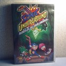 SONIC UNDERGROUND - Secrets of the Chaos Emerald dvd tv series