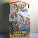 RESCUE HEROES - NEW, RARE, VHS