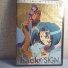 HACK// SIGN O2 - OUTCAST NEW ANIME  tv series DVD