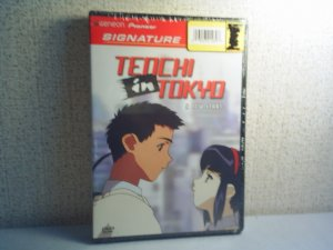 TENCHI IN TOKYO - A NEW START - ANIME  DVD  NEW