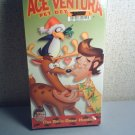 ACE VENTURA ANIMATED SERIES - REINDEER HUNTER -NEW VHS tv series