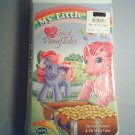 MY LITTLE PONY - 2 GREAT TALES - NEW VHS animated tv series