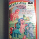 MY LITTLE PONY - THE END OF FLUTTER VALLEY - NEW VHS Movie