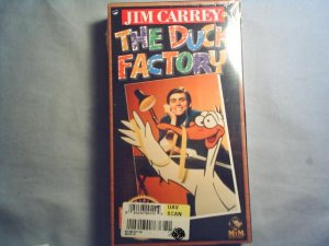 THE DUCK FACTORY - FINAL EPS - NEW VHS  tv series