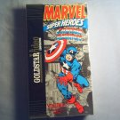 CAPTAIN AMERICA - VHS - tv series