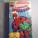 SPIDERMAN  REVENGE OF THE GREEN GOBLIN  VHS - tv series