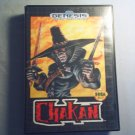 CHAKAN THE FOREVER MAN - SEGA GENESIS VIDEO GAME