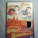 RESCUE FROM GILLIGAN'S ISLAND / OVER THE HILL GANG -  DVD MOVIE DOUBLE FEATURE
