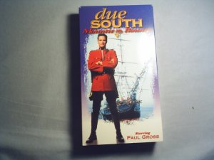DUE SOUTH - MOUNTY ON THE BOUNTY  VHS tv series