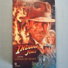 INDIANA JONES & THE TEMPLE OF DOOM - BETA MOVIE CASSETTE