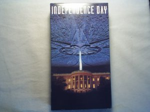 INDEPENDENCE DAY - VHS movie