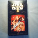 STAR WARS THE PHANTOM MENACE - VHS