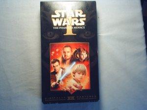 STAR WARS THE PHANTOM MENACE - VHS