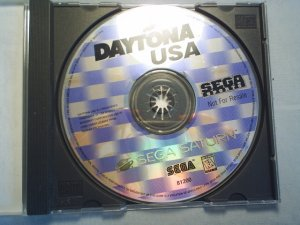 Daytona USA - Sega Saturn Video Game