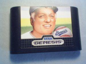 Sega Genesis Baseball - video game
