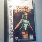 Tomb Raider - Sega Saturn video game