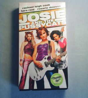 JOSIE AND THE PUSSYCATS - VHS MOVIE