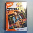 THE AMANDA SHOW VOLUME 2 - THE GIRL'S ROOM - DVD TV SERIES