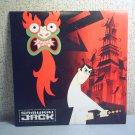 SAMURAI JACK  PROMO CD - RARE