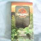 JURRASIC PARK 2 THE LOST WORLD  MOVIE vhs