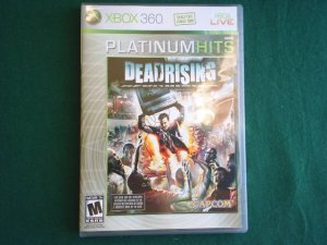 DEAD RISING XBOX 360 video game