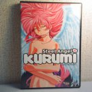 STEEL ANGEL KURUI  ANGEL ON  MY SHOULDER - ANIME DVD TV SERIES