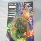KENNER ALIENS SCORPION ALIEN ACTION FIGURE W/FACEHUGGER - NEW