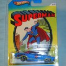 SUPERMAN '64 BUICK RIVIERA  HOT WHEELS CAR - NEW