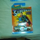 SUPERMAN KRYPTONITE NEVERMORE HOT WHEELS CAR - NEW