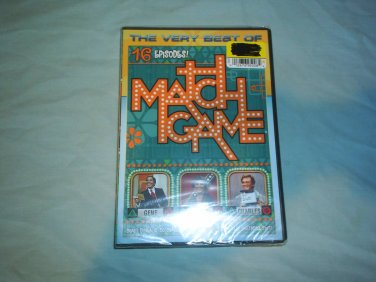 THE VERY BEST OF MATCH GAME  Tv series DVD