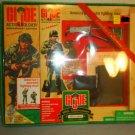 GI JOE ACTION SOLDIER  w / BIOVUAC TENT - 4OTH ANNIVERSARY COLLECTION Hasbro