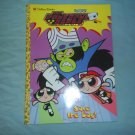 POWERPUFF GIRLS - SAVE THE DAY! - ACTIVITY BOOK NEW