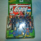 GI JOE  COBRA 3PK W/COMIC - NEW