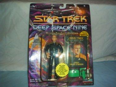 STAR TREK DEEP SPACE NINE - Chief Miles 'O Brien action  Figure - New