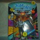 STAR TREK THE NEXT GENERATION - Commander Sela -  Action Figure - New